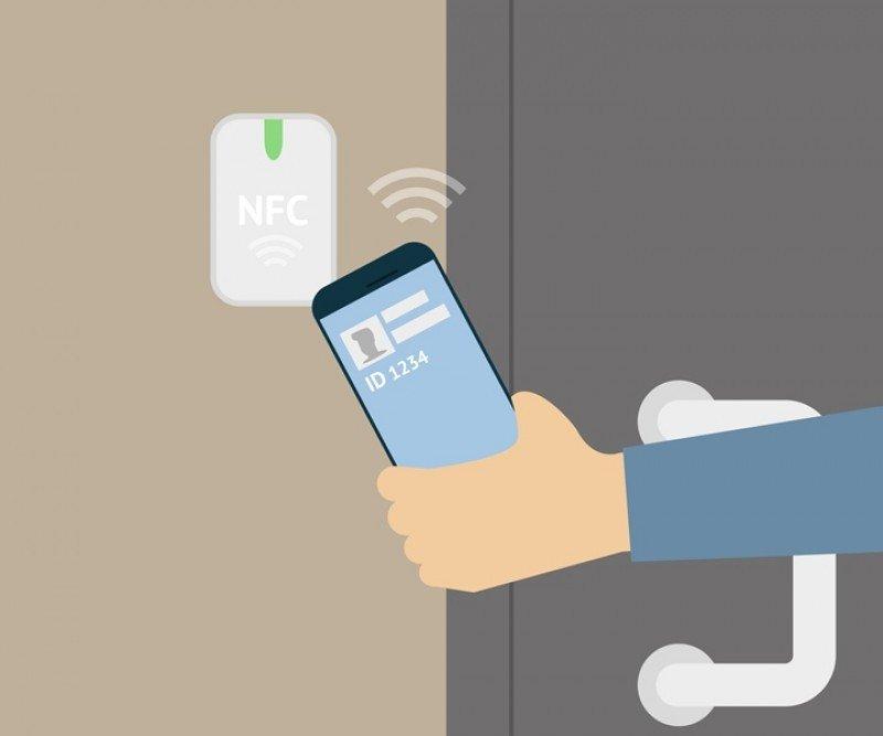 El sistema funciona con una aplicación y un código que el hotel le entrega al huésped. #shu#
