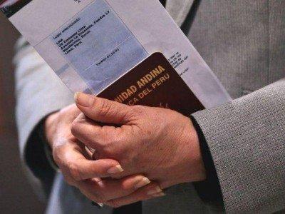 EE.UU. y Perú avanzan en el proceso de exención de visas