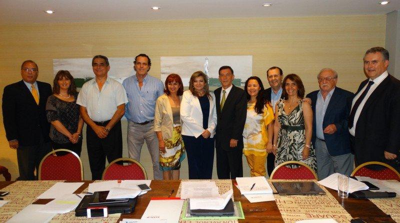 Constituyen formalmente el Foro Latinoamericano de Turismo