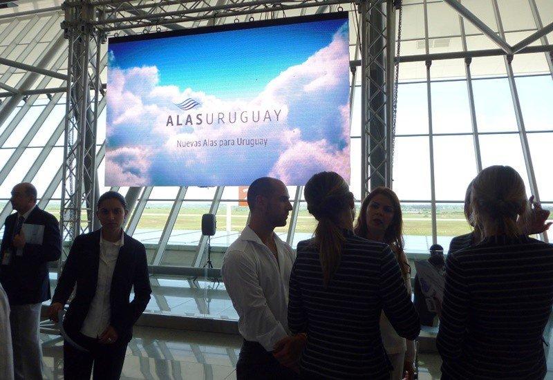 La compañía espera transportar unos 600.000 pasajeros anuales en 2015 y 2016.