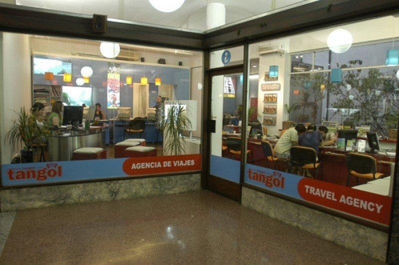 Agencia de viajes en Buenos Aires.