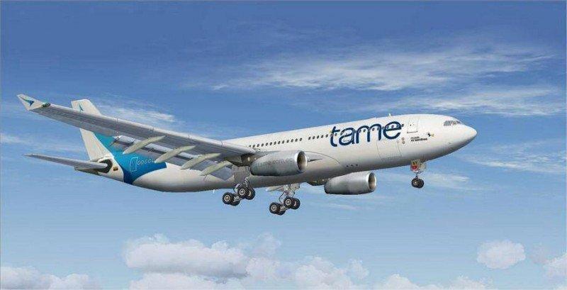 Aerolínea Tame comienza a volar entre Quito y Fort Lauderdale