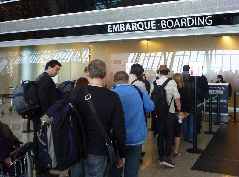 Los viajes de uruguayos al exterior volvieron a a aumentar.