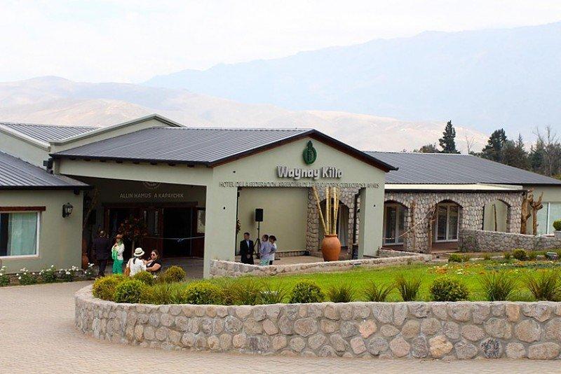 Hotel Waynay Killa.