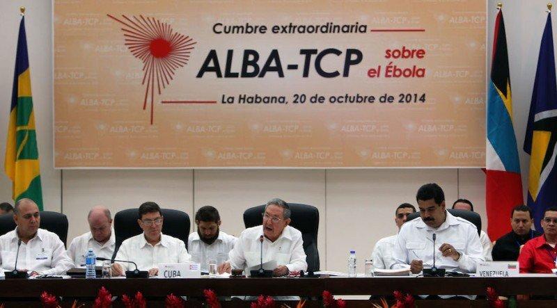 Cuba y Venezuela encabezaron la Cumbre Extraordinaria del ALBA.