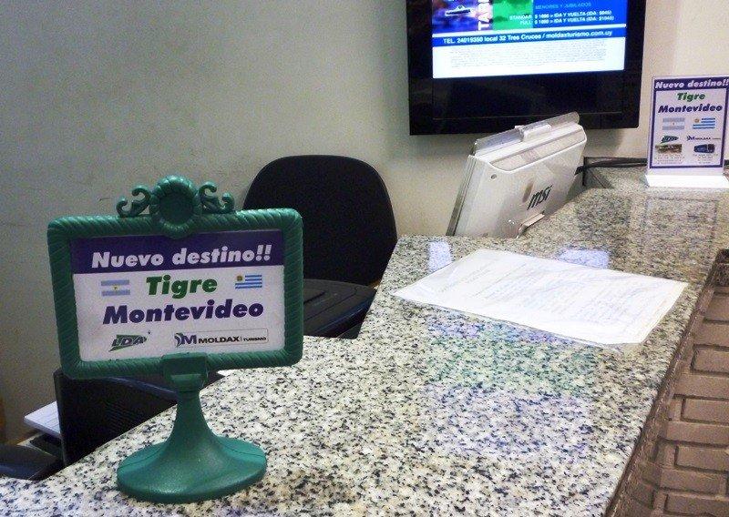 Compañía fluvial Línea Delta proyecta duplicar frecuencias entre Uruguay y Argentina