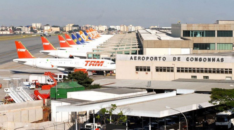 Demanda de transporte aéreo en Brasil crece casi 3% en el tercer trimestre