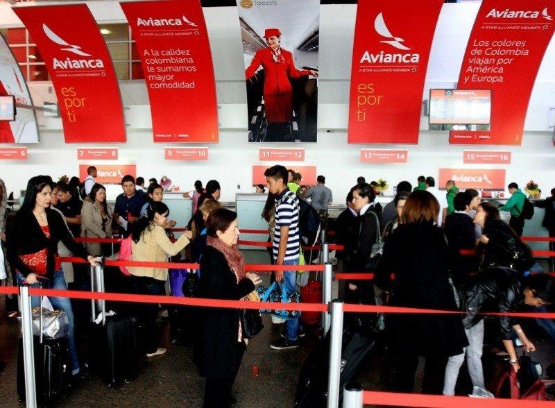 Las aerolíneas de la compañía colombiana llevan transportados 5,6% más pasajeros que el año pasado al cierre de septiembre.