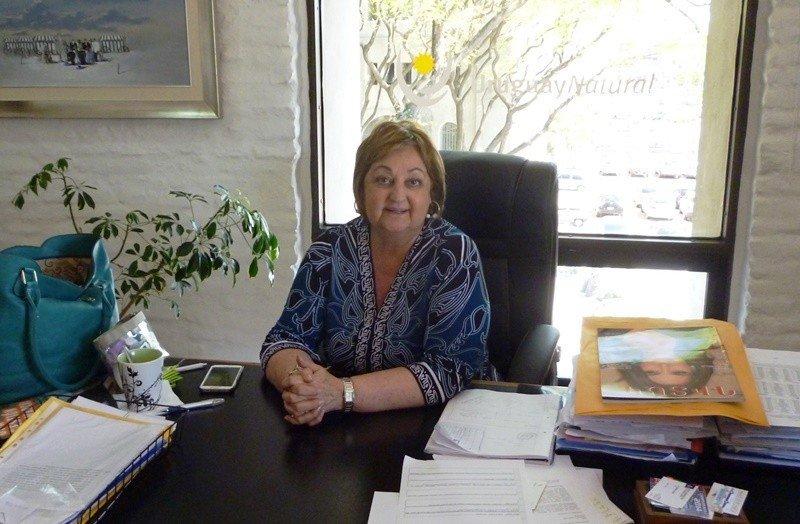 La ministra sostiene que el turismo se ha convertido en una actividad económica y generadora de empleo de primer nivel.
