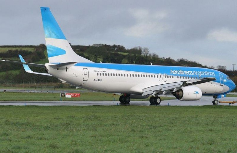 Boeing 737/800. (Foto: Jetphotos.net)