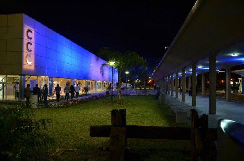 Concordia abre Centro de Convenciones para eventos internacionales.