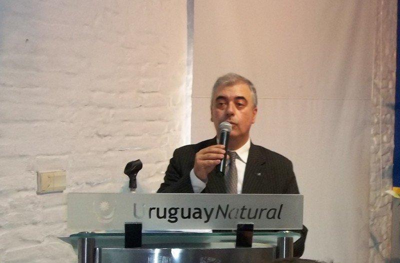 Fernando Cambón, portavoz de Audavi.