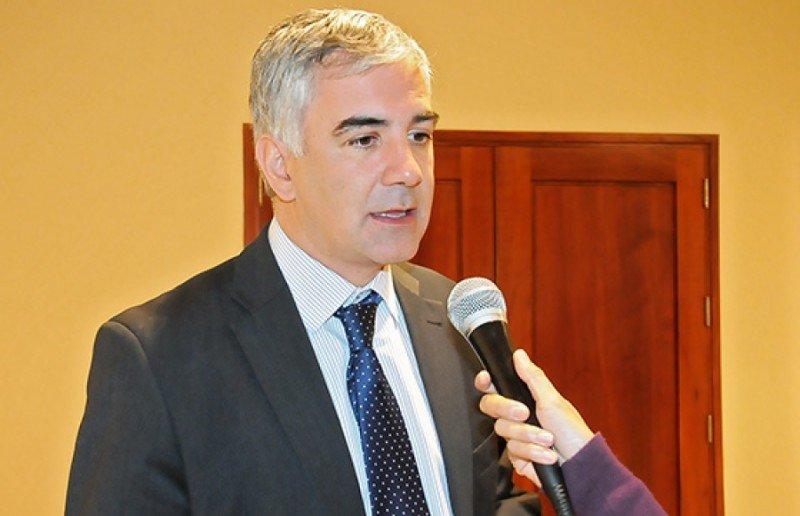 Fernando Escudero, Director del Programa de Desarrollo de Turismo Sustentable de la provincia de Salta.