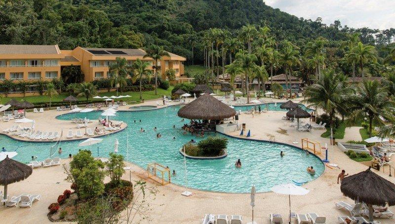 Vila Gale Eco Resort de Angra, Angra dos Reis.