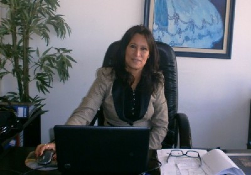 Graciela Sánchez, presidenta de Audoca.