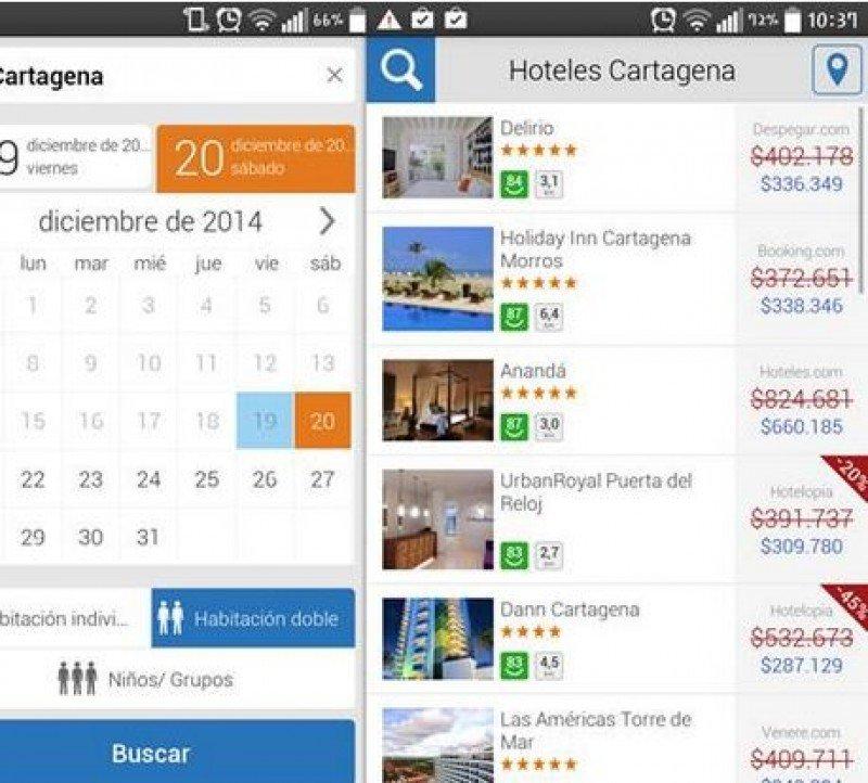 Trivago lanza app gratuita para encontrar y reservar hoteles