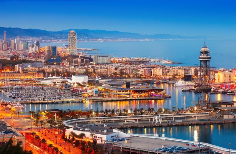 Barcelona es uno de los destinos con más éxitos. #shu#.