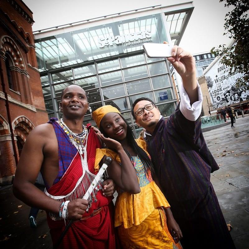 Representantes de destinos turísticos de todo el mundo han acudido esta semana a Londres. Imagen: WTM