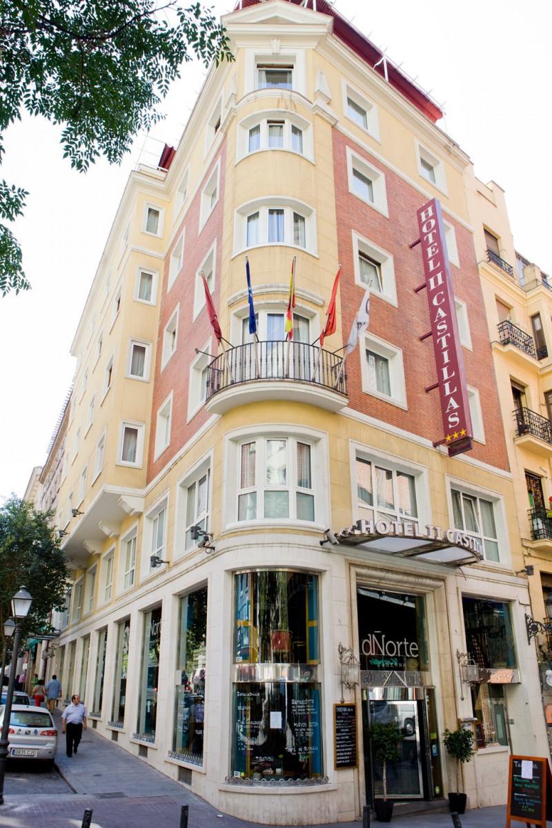 G.S.M. Hotel II Castillas Madrid.