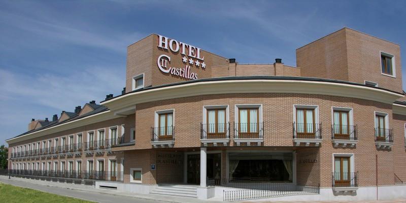 G.S.M. Hotel II Castillas Ávila.