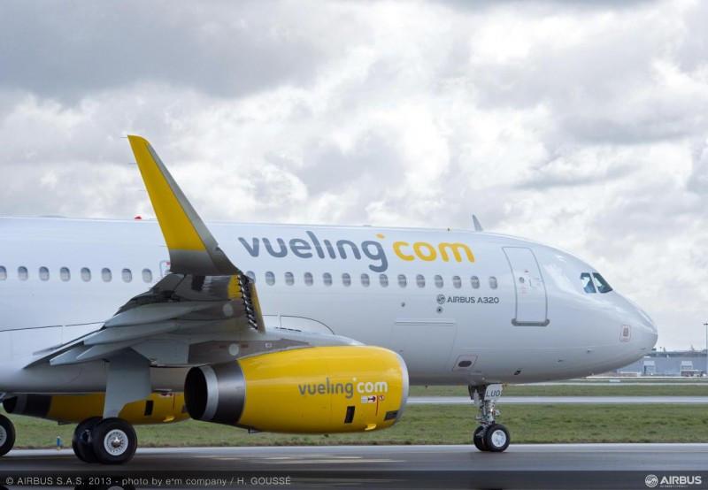 Vueling batirá un récord con 343 rutas y más de 22 M de asientos en verano 2015