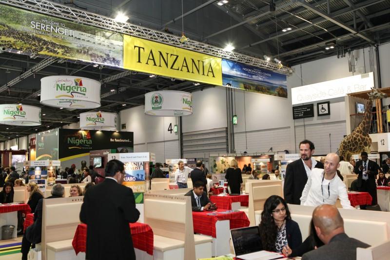 Los países africanos presentes en la World Travel Market han despertado gran inerés entre los visitantes.