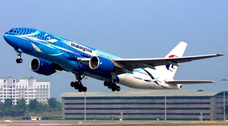 Boeing 777 de Malaysia Airlines, similar al modelo del aparato siniestrado.