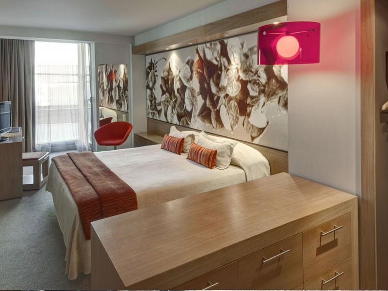 Suite del Hotel Princep.