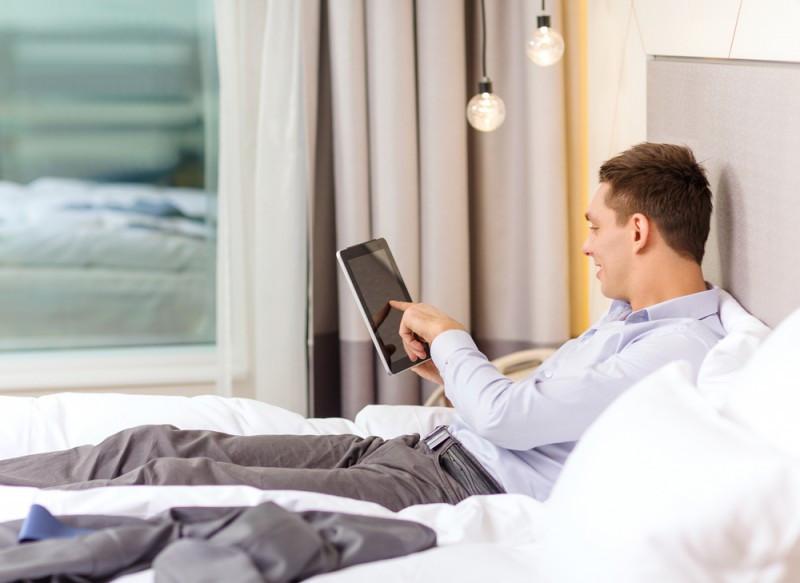 La disposición de wifi es esencial ya para los viajeros. #shu#.