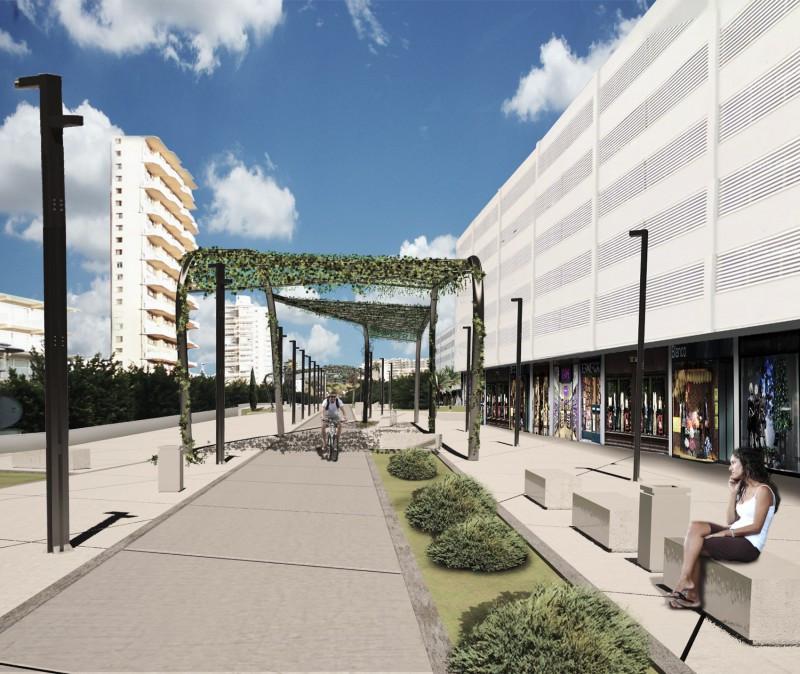 Hacia 2016 se prevé que el proyecto Calvià Beach se habrá completado.