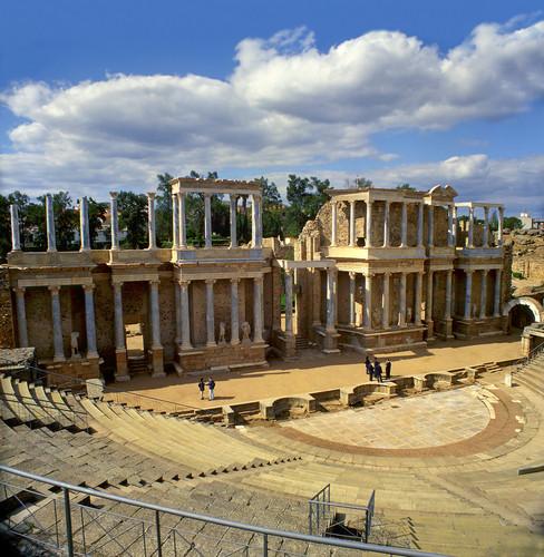 Los festivales del Teatro del Mérida, entre los eventos que se promocionarán. #shu#