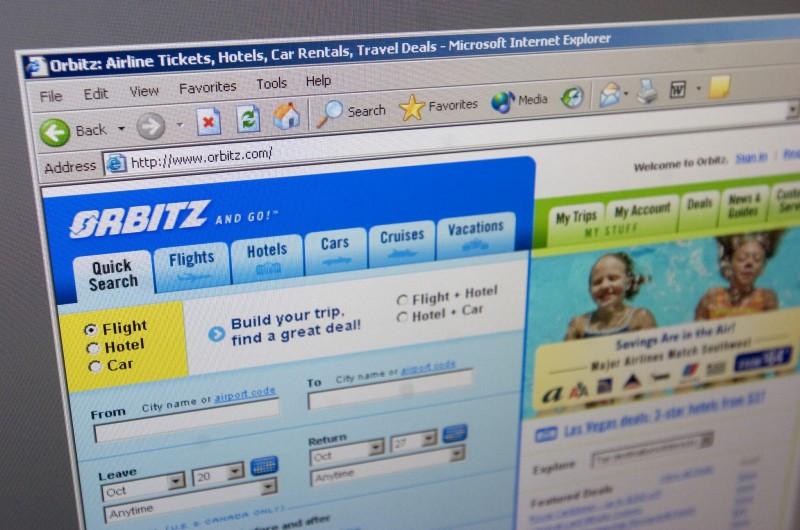 Orbitz reduce un 30% sus beneficios en el tercer trimestre