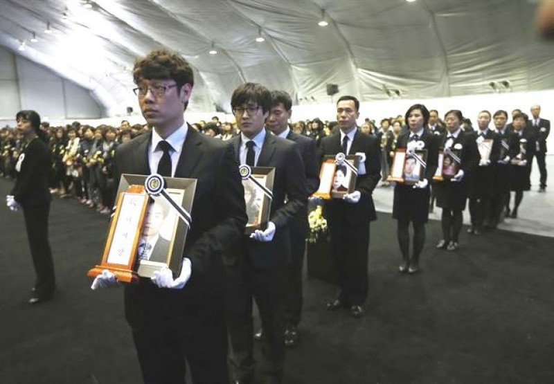 El capitán del ferry Sewol, condenado a 36 años de cárcel en Corea del Sur