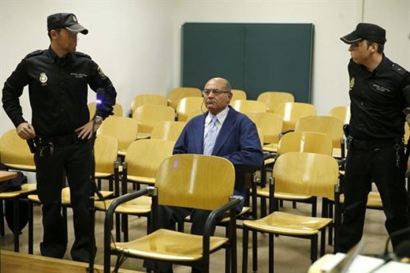 Díaz Ferrán: dos años más de prisión provisional