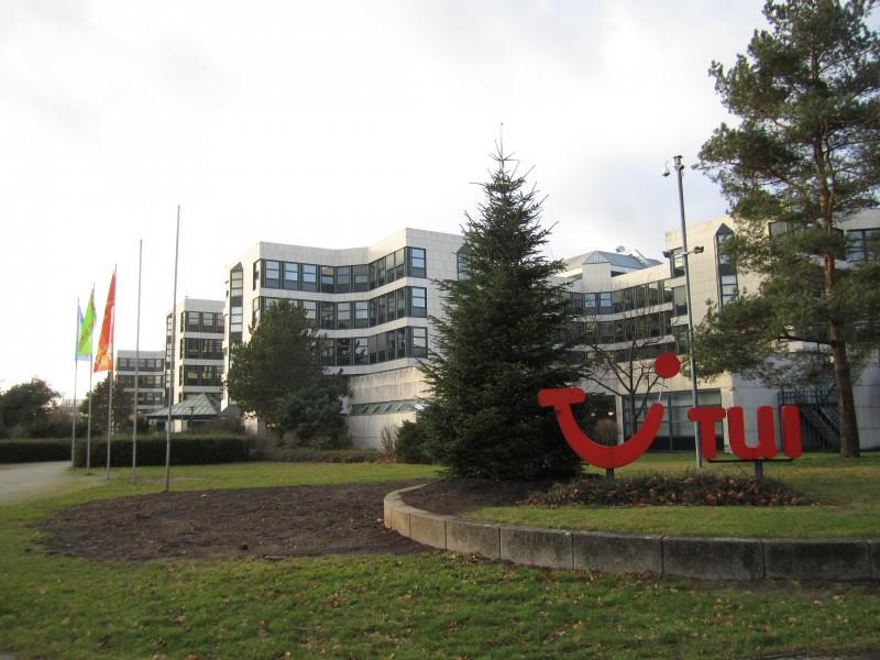 Sede de TUI Alemania en Hannover.