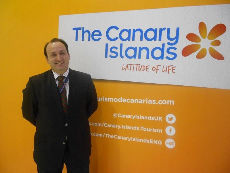 Canarias enfoca su estrategia promocional hacia el cliente final para que elija viajar al Archipiélago como quiera, según ha apuntado Ricardo Fernández de la Puente. (Imagen de archivo).