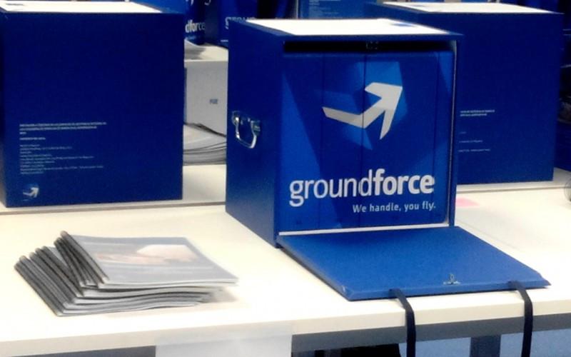 Globalia opta al handling de 39 aeropuertos españoles