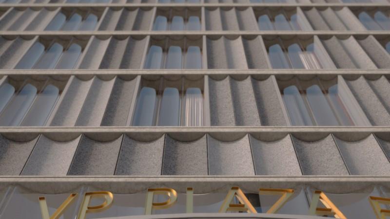 El proyecto es obra del arquitecto Fermín Vázquez y su estudio B720.