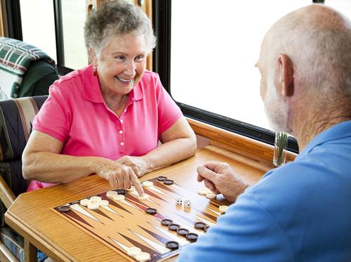 Los viajes para mayores suelen estar destinados para personas de más de 55 años. #shu#