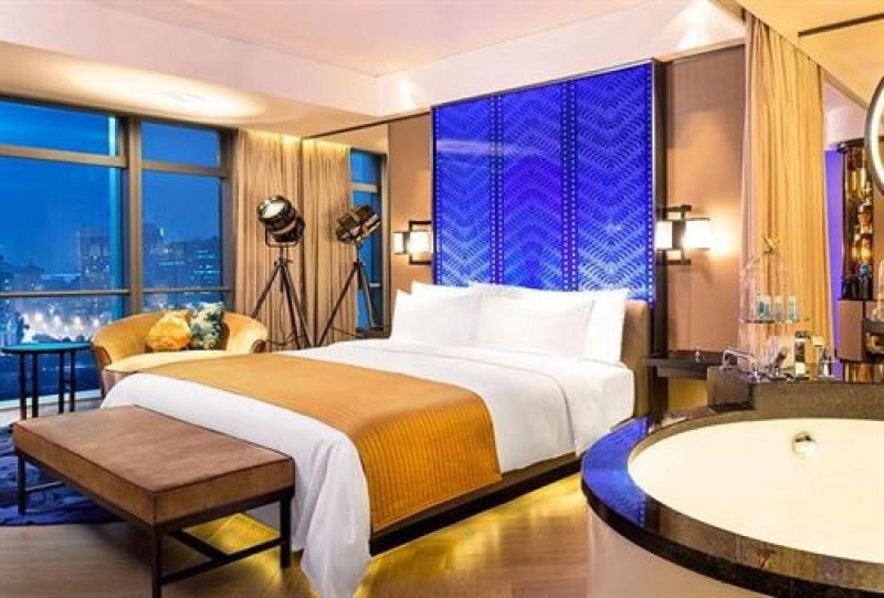 Starwood estrena su séptimo W Hotel en China