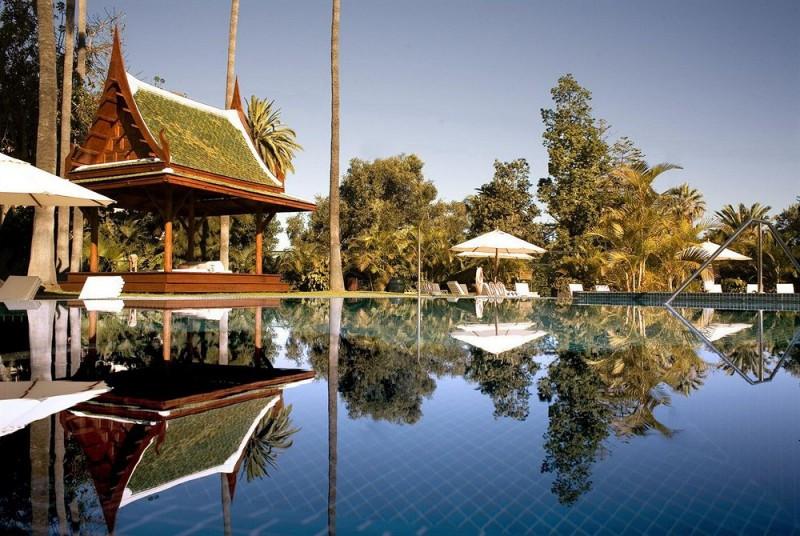 El Hotel Botánico ha sido distinguido como el 'Mejor hotel con spa de Europa y Mediterráneo'.