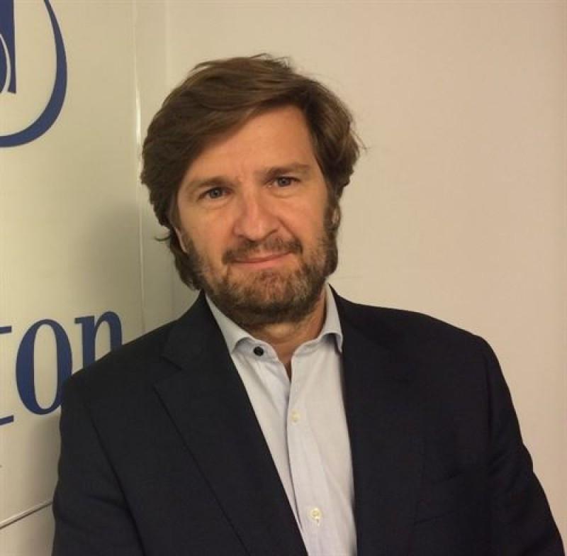 Javier Sancho es el nuevo director comercial de Hilton Worldwide para el sur de Europa.