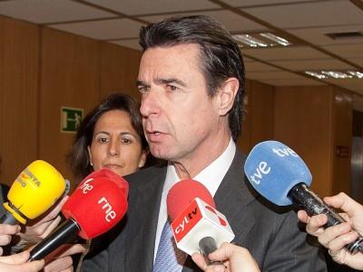 El ministro de Industria, Comercio y Turismo, José Manuel Soria.