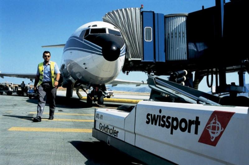 El handling de los aeropuertos de mayor tráfico se lo disputan 12 empresas