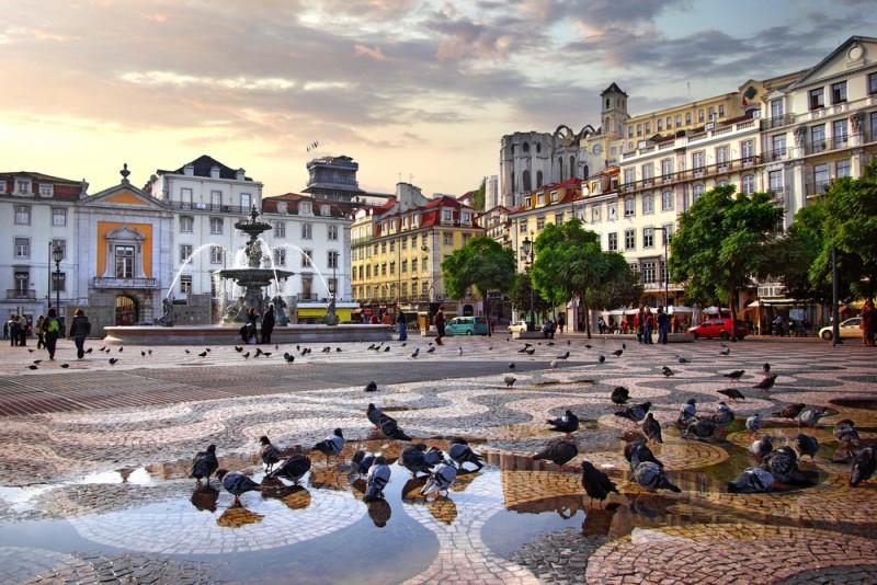 Los hoteles de Lisboa cobrarán un euro al día a los clientes. #shu#.