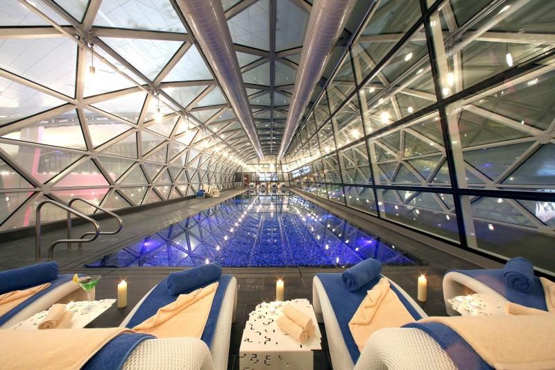Nuevo hotel en el Aeropuerto de Hamad Doha
