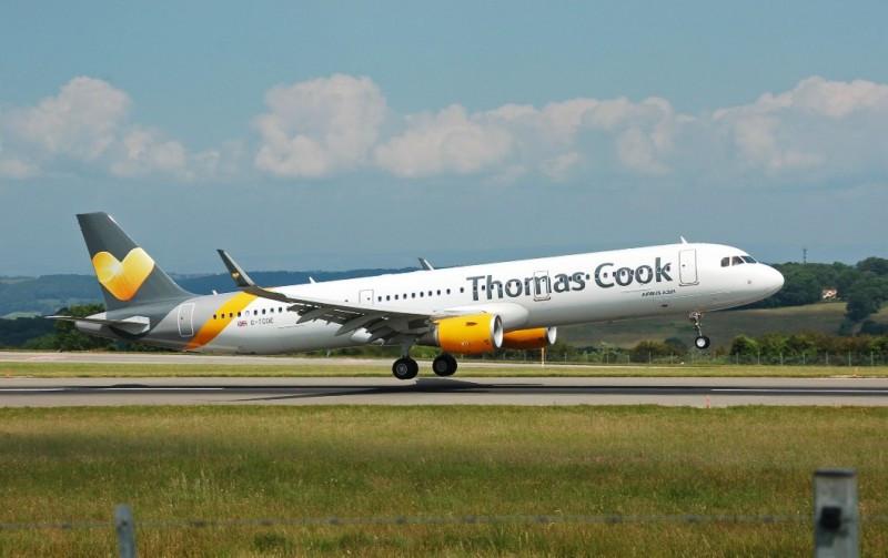 Thomas Cook ha eliminado los chárter hacia Benidorm desde Reino Unido.