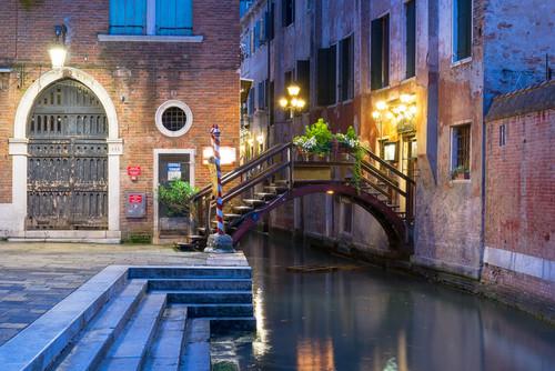Venecia recibe cada año más de 22 millones de turistas. #shu#