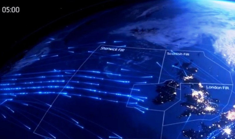 Videonoticia: Espacio aéreo británico, la infraestructura invisible