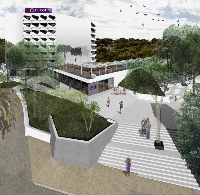Fergus Hotels invertirá 10 M € en un nuevo complejo en Magaluf